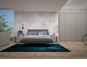 Camera da letto Matrimoniale 007 Santa lucia in laminato a prezzo Outlet