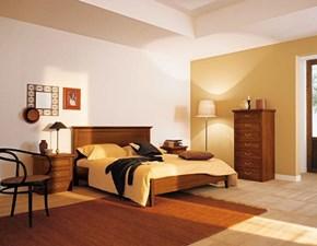 Camera da letto Matrimoniale jo 11 Mottes selection in laccato opaco in Offerta Outlet