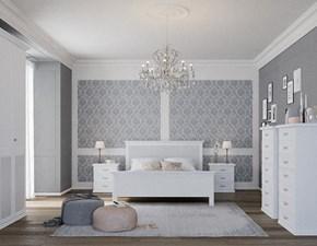 Camera da letto Matrimoniale jo 4 Mottes selection in laccato opaco a prezzo scontato