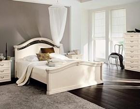 Camera da letto Matrimoniale jo 7 Mottes selection in laccato opaco a prezzo scontato