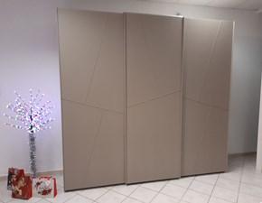 Camera da letto Metropolis Spagnol mobili in laccato opaco a prezzo Outlet
