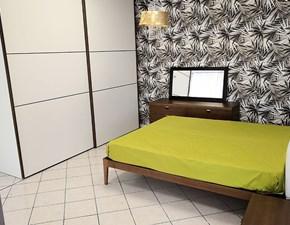 Camera da letto Milano Zanette in laminato a prezzo scontato