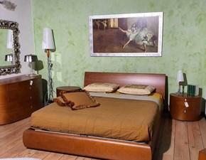 Camera da letto Mobilform Sirio ciliegio a prezzi outlet