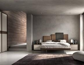 Camera da letto Mottes selection Bedroom 04 a prezzo ribassato in laccato opaco
