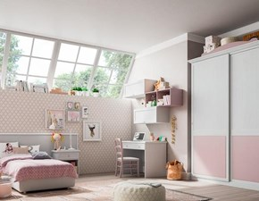 Camera da letto Mottes selection Singolo jo 1 in offerta