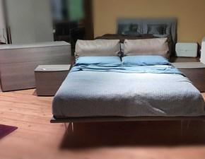 Camera da letto Picadilly & piuma Tomasella in laminato a prezzo scontato