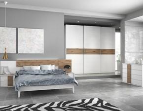 Camera da letto Portofino Giannei in laminato a prezzo scontato