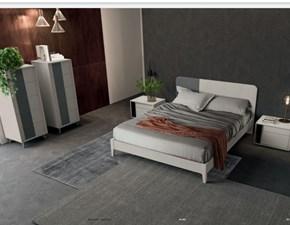 Camera da letto Sidney  Colombini casa in legno a prezzo scontato