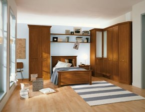 Camera da letto Singolo jo 7 Mottes selection in legno a prezzo ribassato