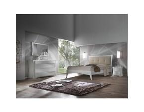 Camera da letto Vele Mobilificio bellutti in legno a prezzo scontato