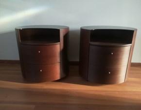 2 Comodini Tomasella Continente a prezzo ribassato in legno