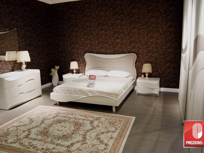 Camera da da letto adriatica modello exclusive scontato del 50 - Camera da letto adriatica prezzi ...