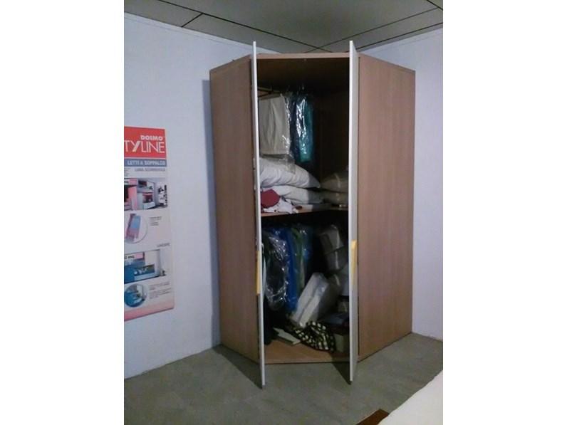 Cabina armadio quik di doimo cityline con un ribasso del 67 - Interno cabina armadio ...