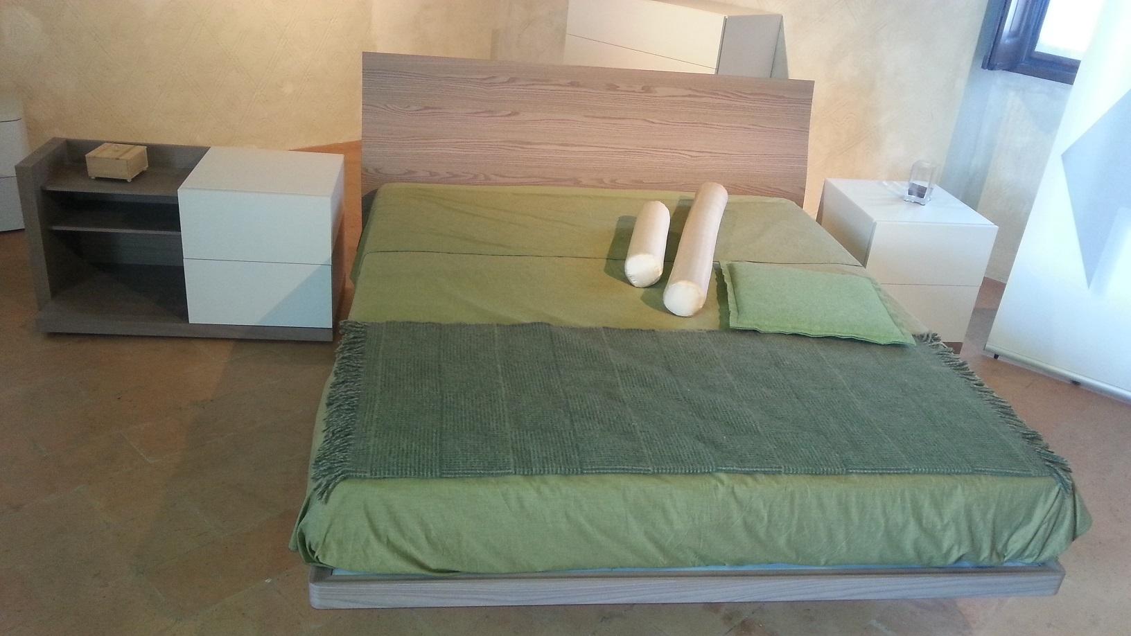 Camera caccaro letto moderne legno camere a prezzi scontati - Camera letto legno ...
