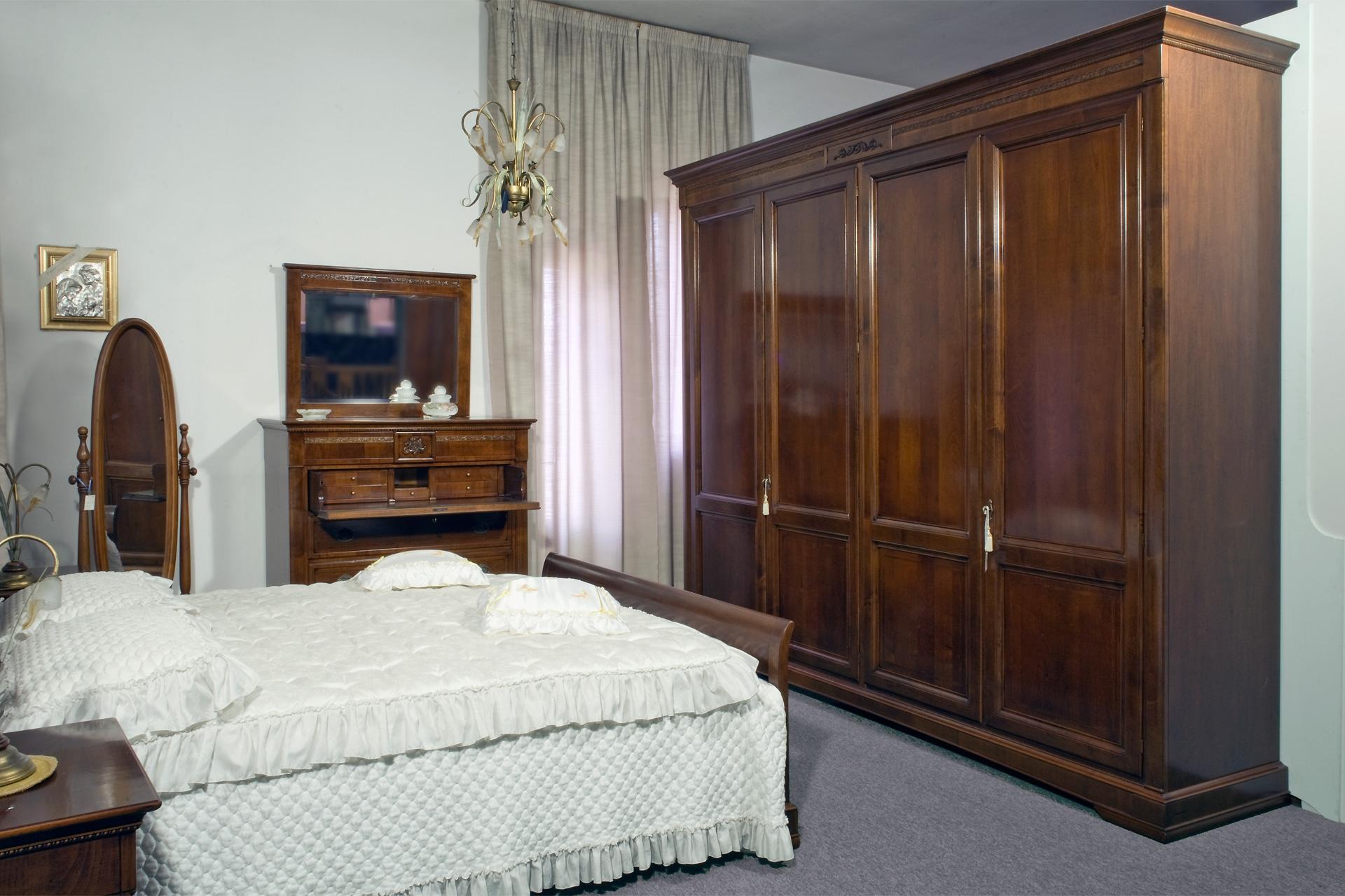 Camera cezanne in vero legno completa a prezzo ribassato for Piombini arredamenti