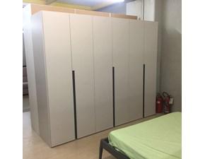 Camera completa 5.0 camera completa armadio battente  comò full letto elegance Siloma in legno a prezzo ribassato
