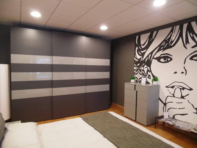 Camera completa armadio step 3 letto piuma e gruppo for Camera di letto completa