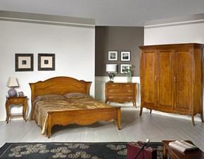 Camera completa Artigianale Camera matrimoniale in legno mottes mobili SCONTO 29%