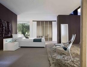 Camera completa Artigianale Mottes mobili camera matrimoniale annone brianza a prezzo ribassato in legno