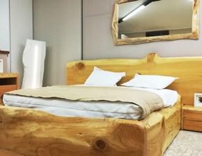 Camera completa Asiago Artigianale in legno a prezzo scontato