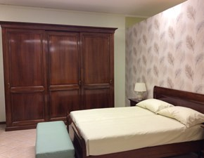Camera completa Beatrice Artigianale in legno a prezzo ribassato