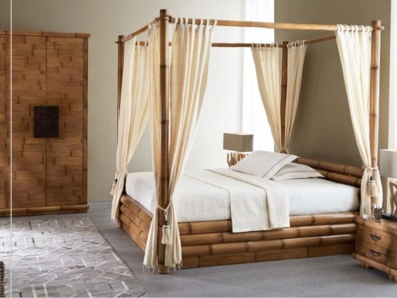 Camera completa Camera baldacchino Nuovi mondi cucine in legno a prezzo  ribassato