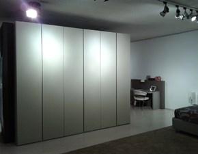 Camera completa Camera caccaro con letto contenitore Caccaro in laccato opaco a prezzo scontato