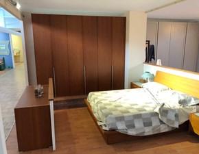 Camera completa Camera ciliegio  Tomasella in laminato a prezzo scontato