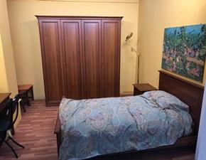 Camera completa Camera classica  Artigianale in legno a prezzo Outlet