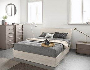 Camera completa Camera con letto contenitore e gruppo letto Cinquanta3 PREZZI OUTLET
