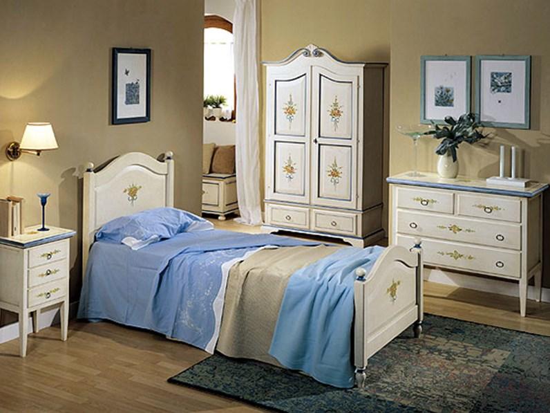 Camera completa camera da letto stile provenzale mottes for Costo camera da letto completa
