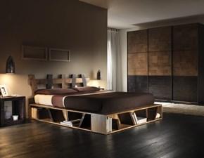 Camera completa Camera geometrica crash bambu'  Nuovi mondi cucine in legno a prezzo ribassato