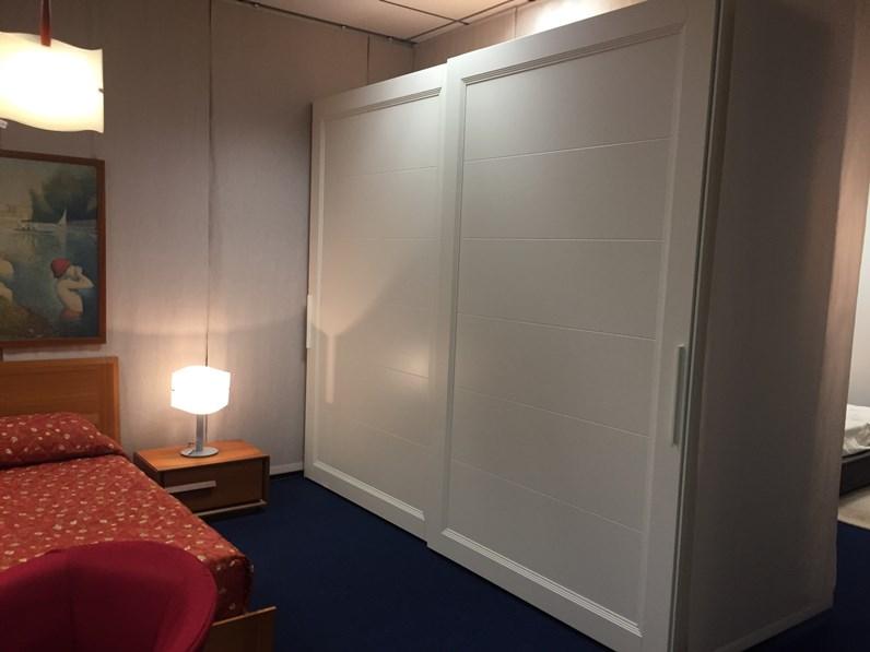 Camera completa matrimoniale di alf in laminato a prezzo for Prezzo camera matrimoniale
