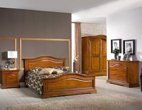 Camera completa Camera matrimoniale in legno mottes mobili Artigianale con un ribasso del 50%