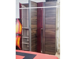 Camera completa Camera ysaito red bambu di Nuovi mondi cucine in legno in Offerta Outlet