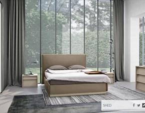 Camera completa Colombini modello M506 linea Golf. Camera completa comprensiva di armadio, letto, comodino e comò.