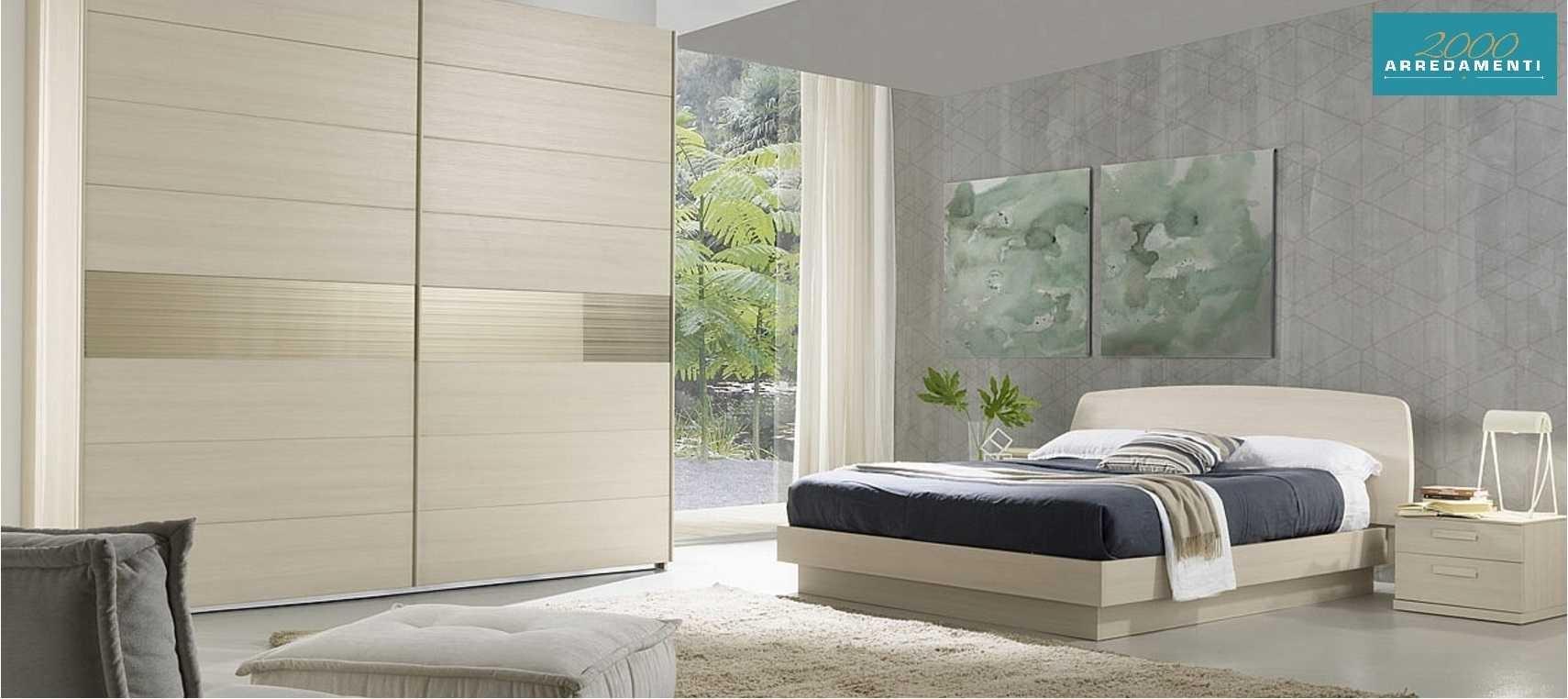 Camera completa con letto contenitore offertissima - Camera di letto completa ...