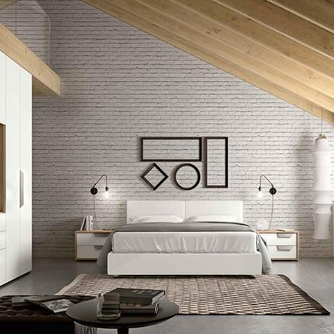 Camera completa con letto matrimoniale nuova a prezzo for Prezzo camera matrimoniale
