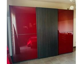 Camera completa Cucine store Francesca a prezzo ribassato in laminato