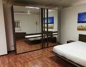 Camera completa di Accademia del mobile Ecosfera a prezzo scontato in legno