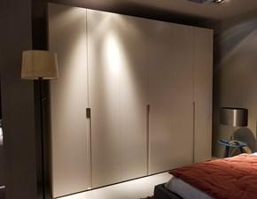 Camera completa di Novamobili Novamobili a prezzo scontato in laccato opaco