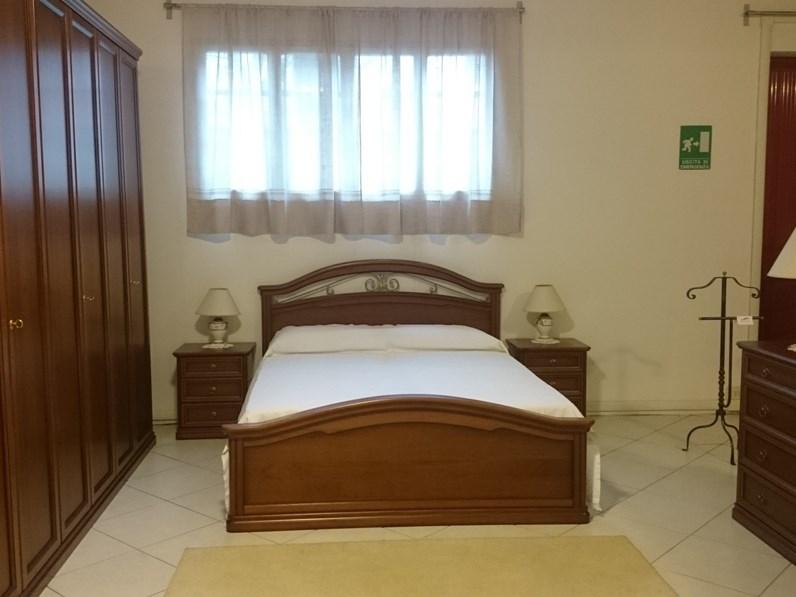 Camera completa epoca di tomasella in legno a prezzo outlet for Spaggiari arredamenti