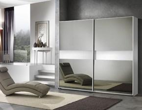 Camera completa Fascia Gierre mobili in laminato in Offerta Outlet