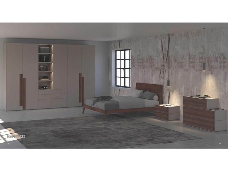 camera completa favero con letto bline gruppo kalos