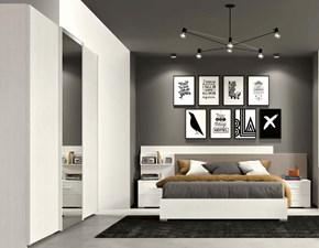 camera completa con armadio scorrevole