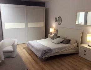 Camera completa Hana  Artigianale in legno in Offerta Outlet