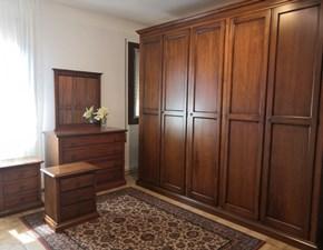 Camera completa In stile classico  Artigianale a prezzo scontato 60%