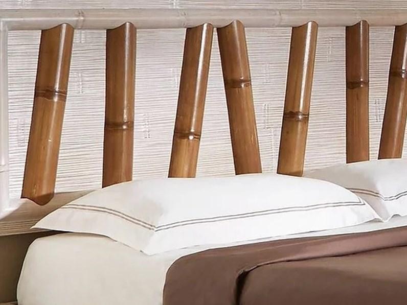 Camera completa letto shabby bamboo chic nuovi mondi for Cucine a buon prezzo
