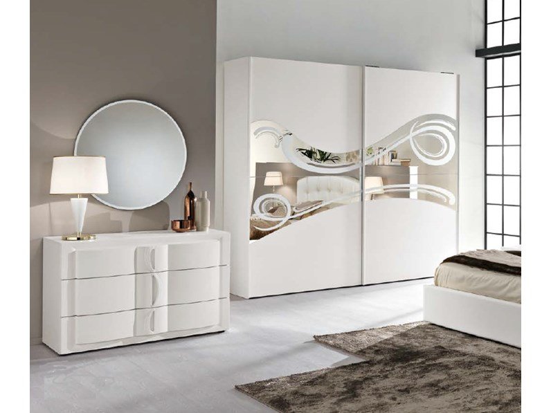 Camere da letto : Camera da letto SPAR K56 linea Pacifico