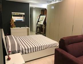 Camera completa Miluna Gierre mobili in laccato opaco a prezzo ribassato